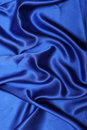Blue velvet Stock Photography