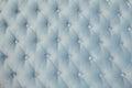 Blue velvet background Royalty Free Stock Photo