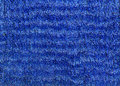 Blue velvet texture closeups of Royalty Free Stock Photography
