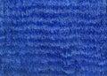 Blue Velvet Texture Royalty Free Stock Photo