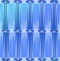 Blue Vertical Design Stock Photography