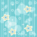 Blue vivid pattern. Royalty Free Stock Photo