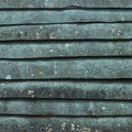 Blue wall wooden close up Stock Image