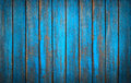 Blue washed wood texture background old panels in high detailed photo Stock Photo