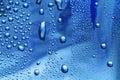 Azul agua