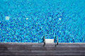 hotels swimming pool Royalty Free Stock Photo