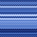 Blue wavy lines background. Royalty Free Stock Images