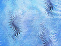 Blue wavy texture Royalty Free Stock Images