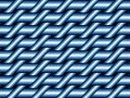 Blue weave Royalty Free Stock Photo