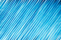 Blue white diagonally abstract modern texture bac Stock Photo