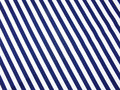 Blue and white stripes fabric close up texture background Royalty Free Stock Photo