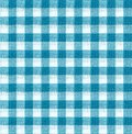 Blue and white tablecloth texture wallpaper italian style Royalty Free Stock Images