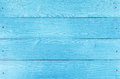 Blue wood panel Royalty Free Stock Photo