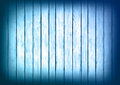 Blue wood panels design texture background surface Royalty Free Stock Image