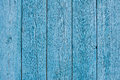 Blue wooden fence background pattern Royalty Free Stock Photo