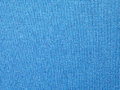 Blue wool texture or background Royalty Free Stock Image