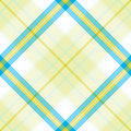 Blue Yellow Diagonal Stock Photography