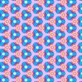 Modrý, vzor dizajn