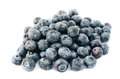 Blueberry fresh tasty blueberries isolated on white backgound Royalty Free Stock Image