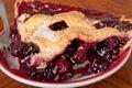 Blueberry Pie Stock Photos
