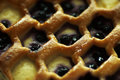 Blueberry pie Royalty Free Stock Image