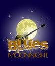 Blues moon