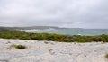 Bluff View at Hamelin Bay Royalty Free Stock Photo