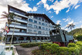 Blumenau, City House Royalty Free Stock Photo