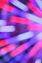 Blur texture of colorful carnival lights
