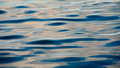 Blur water reflection texture. Royalty Free Stock Photo