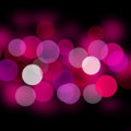 Blurred bokeh abstract background Stock Photo