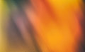 Blurred light trails background texture of various colours Royalty Free Stock Photo