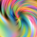 Blurred rainbow lights, abstract background Royalty Free Stock Photo