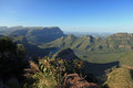 Blyde River Canyon in Mpumalanga Stock Photos