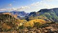 Blyde River Canyon (South Africa) Stock Images