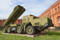 BM-30 Smerch Stock Photography