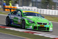 BMW Alpina B6 GT3(ADAC GT Masters) Royalty Free Stock Photography