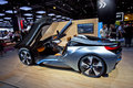 BMW Concept Spyder i8 Royalty Free Stock Images