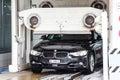 BMW F30 3-series Royalty Free Stock Photo