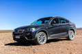 BMW F26 X4 Royalty Free Stock Photo