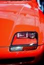 Modern sport car, BMW Royalty Free Stock Photo