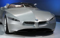 Bmw gina geometry functions n adaptations concept sport car Stock Photos