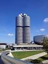 BMW headquarters in Munich, Germany