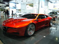 BMW Homage M1 Royalty Free Stock Image