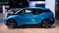 BMW i3shown at the New York International Auto Show 2017