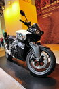 BMW K1300R motorcycle Royalty Free Stock Photo