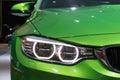 BMW M3 Royalty Free Stock Photo