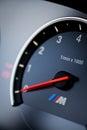 BMW M6 Royalty Free Stock Photo