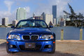 2006 BMW M3 Royalty Free Stock Photo