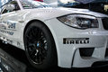 BMW M3 Safety Car in the BMW World of Munich. Royalty Free Stock Photo